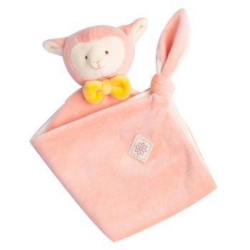 美國miYim有機棉安撫巾(亮寶羊羊)