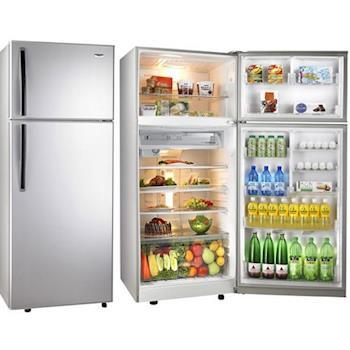 買就送【TECO東元】605L二門冰箱R6110K