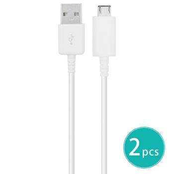【2入組】SAMSUNG Galaxy S6 / S6 Edge Micro USB 原廠傳輸線(裸裝)