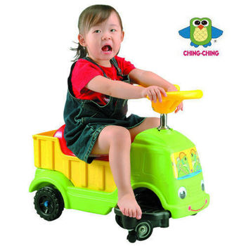 【親親Ching Ching】卡通扭扭車 CA-05