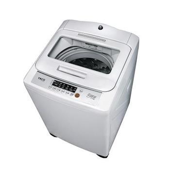 買就送~【TECO東元】12KG單槽洗衣機W1209UN(灰)