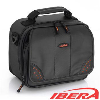 IBERA  自行車專用防潑水相機袋(車手袋、背包兩用)