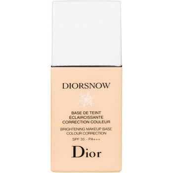 Dior 迪奧 雪晶靈潤色隔離妝前乳SPF35/PA+++(#裸膚色)(30ml)