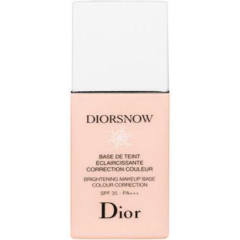 Dior 迪奧 雪晶靈潤色隔離妝前乳SPF35/PA+++(#玫瑰粉)(30ml)
