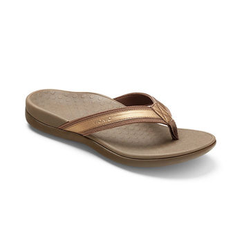 【美國VIONIC法歐尼】健康美體時尚鞋 Islander-愛斯蘭登 女(咖啡)