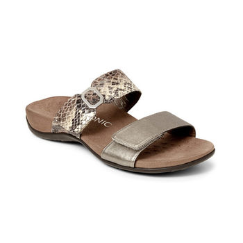 【美國VIONIC法歐尼】健康美體時尚鞋 Camila卡蜜拉 (銀色)