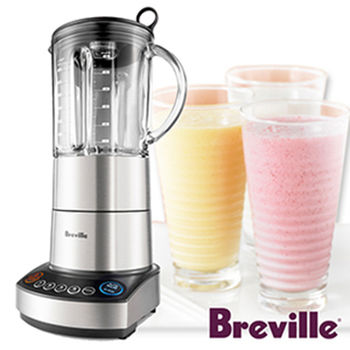 『Breville鉑富』 1.5公升樂活果汁機 BBL550XL