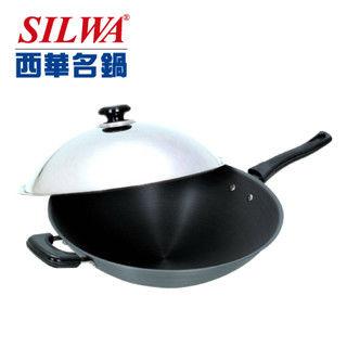 《西華Silwa》40cm陽極炒鍋(單柄)
