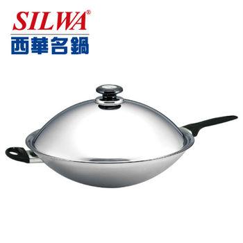 《西華Silwa》37cm五層複合金炒鍋(單柄)