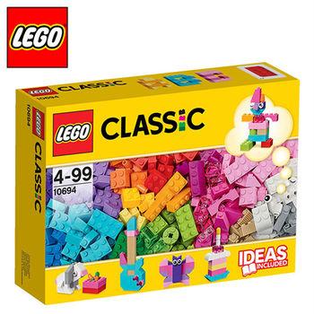 樂高【LEGO】L10694 樂高R 創意桶亮彩版