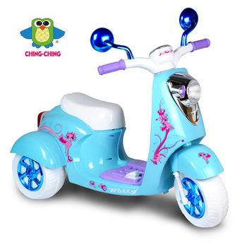 【親親Ching Ching】冰雪電動摩托車 RT-ME4208