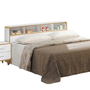 【顛覆設計】卡瑪6尺雙人加大床頭箱
