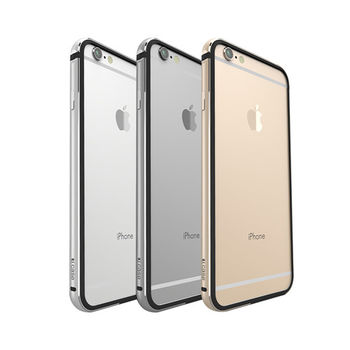 【U.case】Apple iPhone 6/6S Plus 金屬邊框保護殼