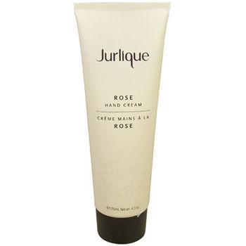 Jurlique茱莉蔻 玫瑰護手霜(125ml)-新款軟管裝