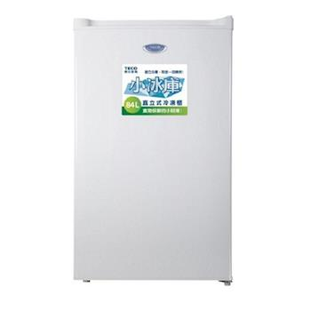 【TECO東元】84L單門直立式冷凍櫃RL84SW