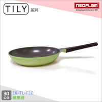 韓國NEOFLAM TILY系列 30cm陶瓷不沾平底鍋 EK ^#45 TL ^#45