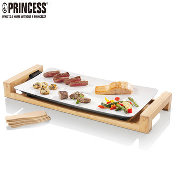 《PRINCESS荷蘭公主》不沾陶瓷塗層燒烤組103030