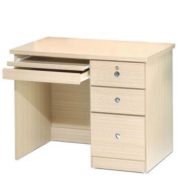 【Homelike】 好學生電腦桌(2色)