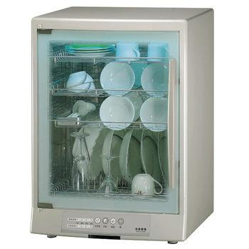 名象四層不鏽鋼紫外線烘碗機 TT-899