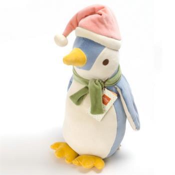 美國miYim有機棉安撫娃娃 (中型) 噗噗企鵝 60cm
