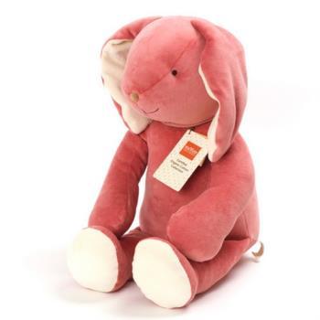 美國miYim有機棉安撫娃娃 (中型) 邦妮兔兔 60cm