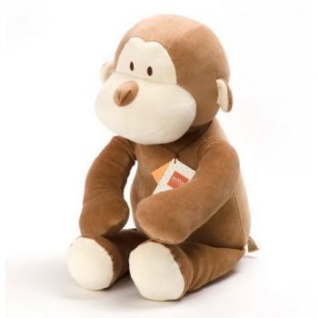 美國miYim有機棉安撫娃娃 (中型) 布布小猴 60cm