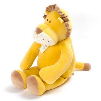 美國miYim有機棉安撫娃娃 (中型) 里歐獅子 60cm
