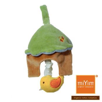 美國miYim有機棉 音樂拉鈴 (小雞樹屋)