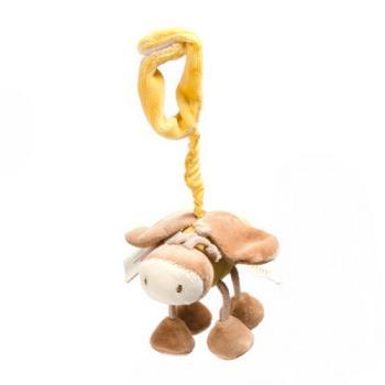 美國miYim有機棉推車吊掛娃娃 蜜蜂