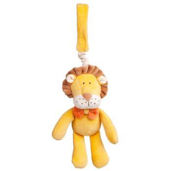 美國miYim有機棉推車吊掛娃娃 里歐獅子