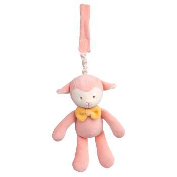 美國miYim有機棉推車吊掛娃娃 亮寶羊羊