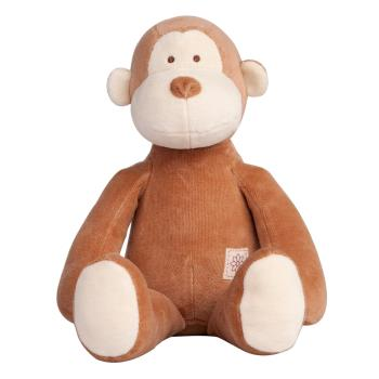 美國miYim有機棉安撫娃娃 布布小猴 32cm