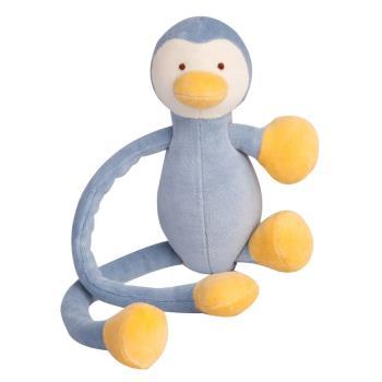 美國miYim有機棉娃娃 -瑜珈系列 (噗噗企鵝)