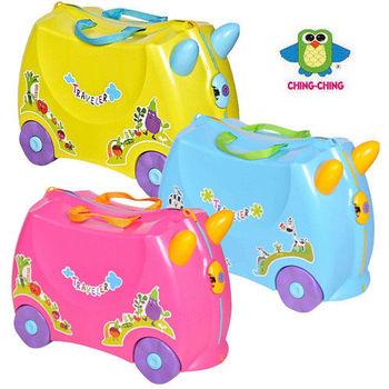 【親親Ching Ching】兒童行李箱 (三款可選) LV-001