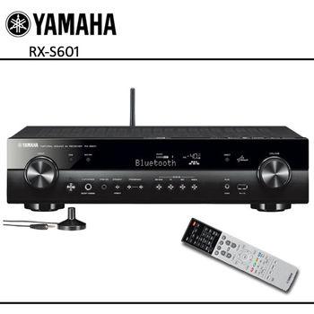 【YAMAHA】 5.1聲道網路AV擴大機 RX-S601