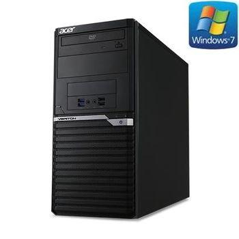 Acer 宏碁 Veriton M4640G i5-6500四核 4GB記憶體 Win7Pro 桌上型電腦