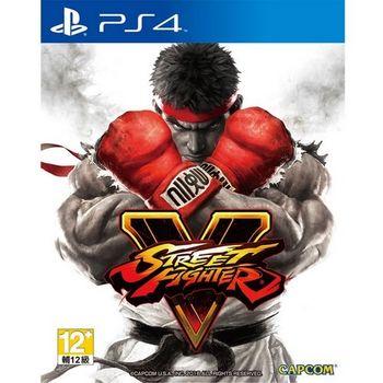 PS4 快打旋風 5 – 中文版