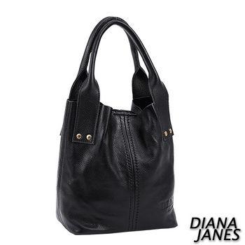【Diana Janes 黛安娜】 輕柔軟牛皮肩揹包
