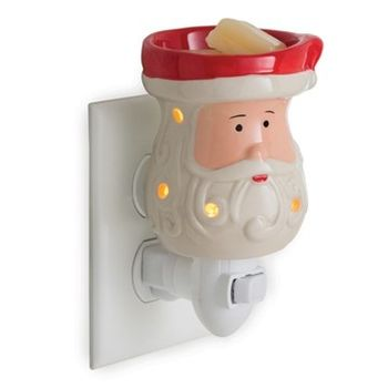 香氛溶蠟壁燈-聖誕老人