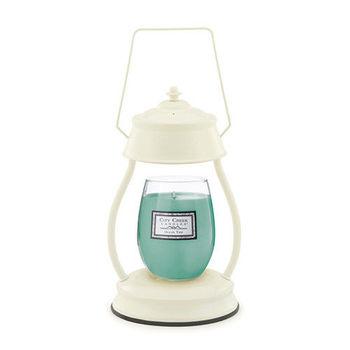 香氛蠟燭油燈-白