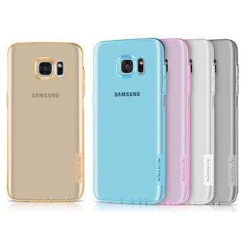 【NILLKIN】SAMSUNG Galaxy S7 Edge G935F 本色TPU軟套