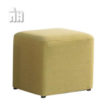 【AT HOME】小沙發椅凳-淺綠色