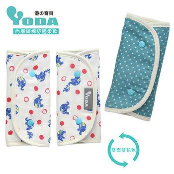 YoDa 和風輕柔日本紗舖棉口水巾-小象球球
