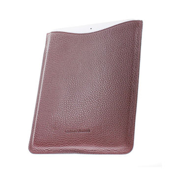 GIORGIO ARMANI 亞曼尼iPad、iPad2 電腦平板100%真皮保護套 兩色
