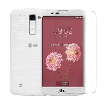 【NILLKIN】LG K10 超清防指紋保護貼 - 套裝版