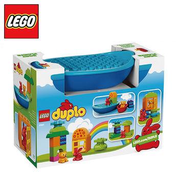 樂高【LEGO】得寶系列 L10567 幼兒拼砌小船