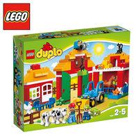 樂高~LEGO~duplo 得寶系列 L10525 大型農場