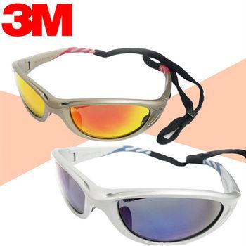 【3M】耐衝擊運動眼鏡(Fuel 2)~贈運動頭巾~