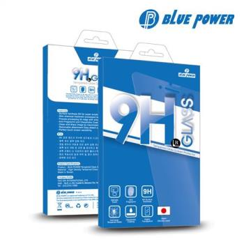 Blue Power OPPO N3 R7 Plus R7+ R7 Mirror 5s 9H鋼化玻璃保護貼