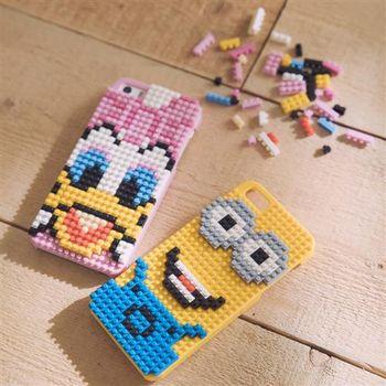 【ZARATA】DIY樂高鑽石顆粒拼裝積木IPhone5/5s手機殼